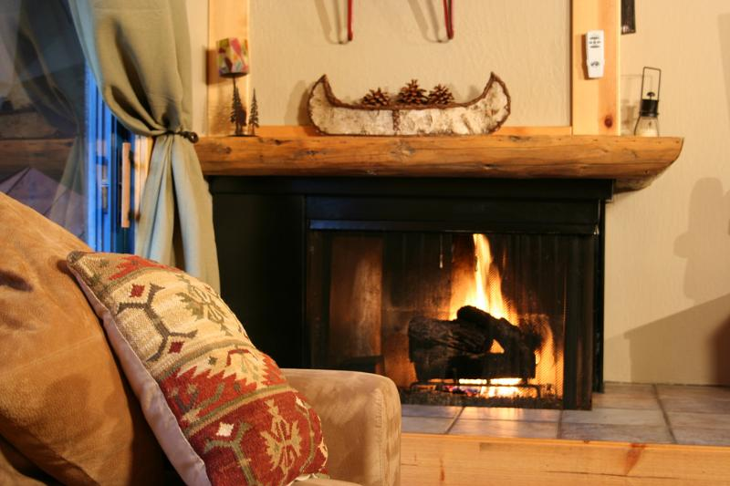 One of our two bedroom condos living rooms - Northstar Resort, Two bedroom/two bathroom condo - Truckee - rentals