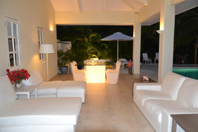 always living outside in Curacao - the house in the Caribbean - Willemstad - rentals