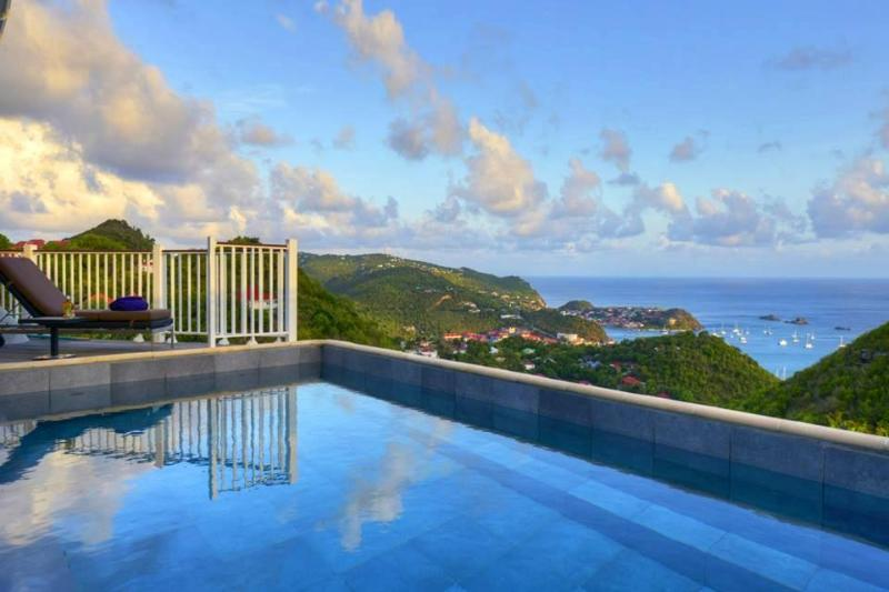 Villa ANGELO: 'Villa+Car'5*L : top RATES! - Image 1 - Anse des Flamands - rentals