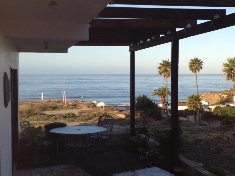 Ann aa - Guarded New Spanish Oceanside Romantic Beach House - Rosarito - rentals
