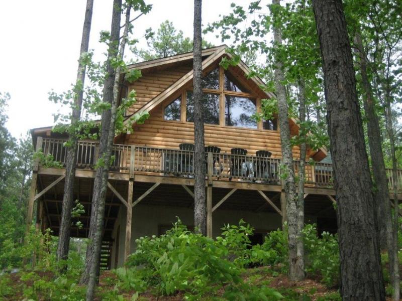 Lake House ~ Exterior - Lake House - Nebo - rentals