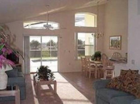 Relaxing 4 Bed 3 Bath Pool Home. 161HP - Image 1 - Orlando - rentals