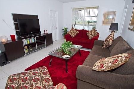 5 Bedroom 3 Bath Sunset Ridge Pool Home. 539KD - Image 1 - Orlando - rentals