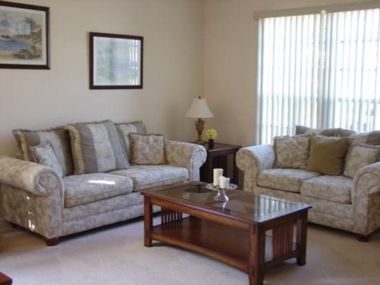 4 Bedrooms 2 Bath with Southeast Facing Pool and Spa. 1221KD - Image 1 - Orlando - rentals