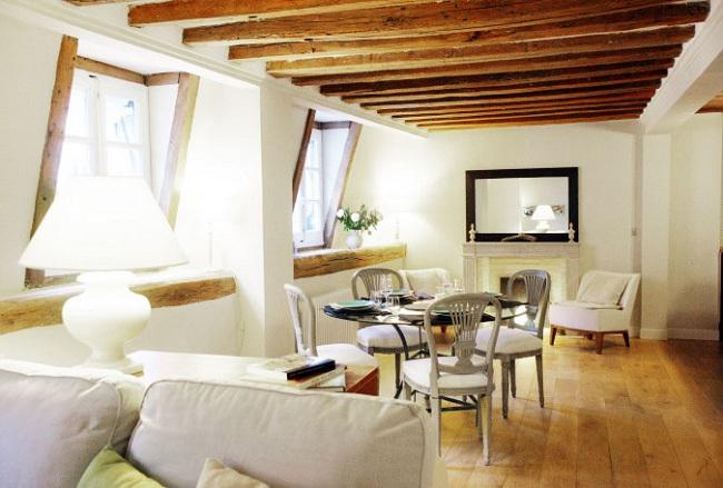Marais - 2 Bedroom 2 Bath (4138) - Image 1 - Paris - rentals