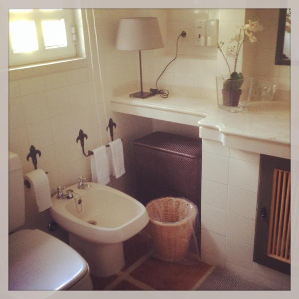 En-suite bathroom - Charming cottage in luxury resort - Cascais - rentals