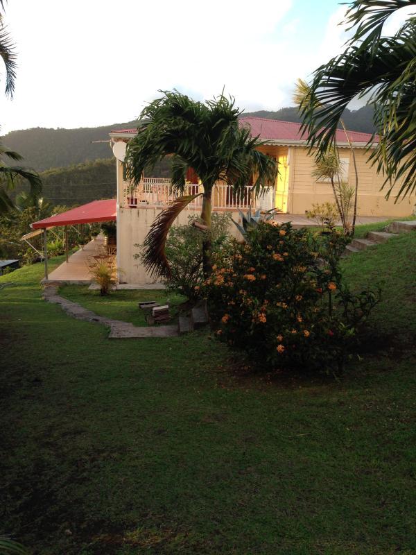 Appartement en Martinique avec vue sur la mer des Caraïbes - Image 1 - Case-Pilote - rentals