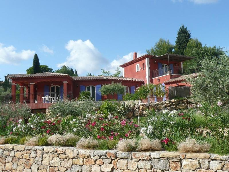 Splendid modern villa in Provence - Image 1 - Lorgues - rentals