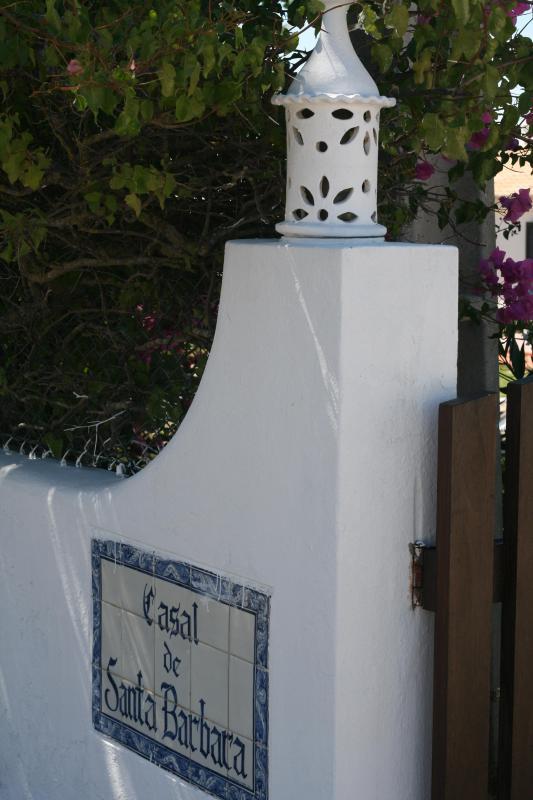 Farm entrance - Urban Farm Near Albufeira, Algarve - Ferreiras - rentals