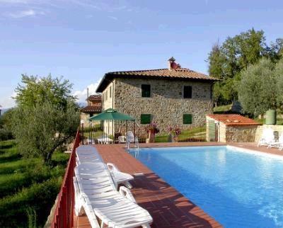 6 bedroom Villa in Pergine Valdarno, Tuscany, Italy : ref 2266060 - Image 1 - Pieve A Presciano - rentals