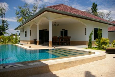 Thailand Ban phe house with private swimming pool - Image 1 - Ban Phe - rentals
