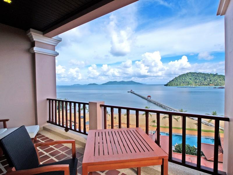 Luxury Two bedroom (Duplex) sea view apartment - Image 1 - Koh Chang - rentals