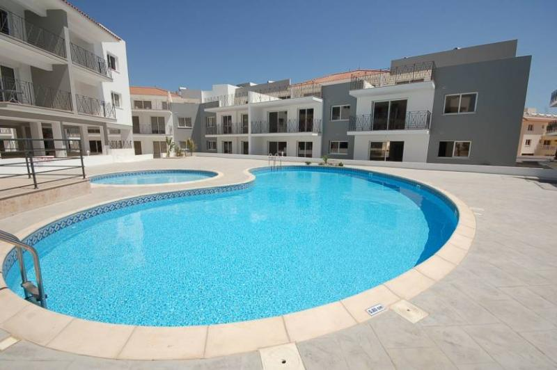 VARAPT53-LOVELY 2 BED APARTMENT KAPPARIS - Image 1 - Paralimni - rentals