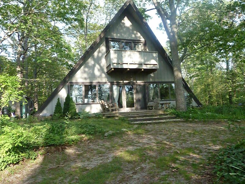 "Teepee in the Woods - ""One of a Kind"" -  The Nauset  Teepee  on Cape Cod - North Eastham - rentals"