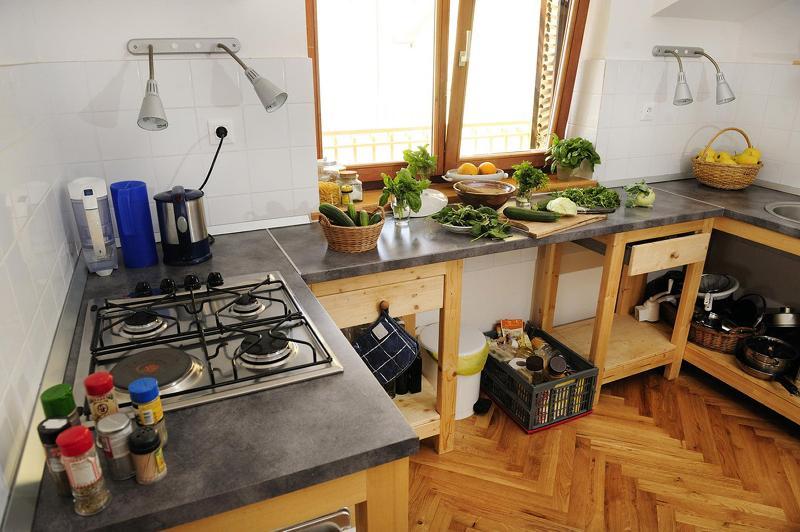 the kitchen - Design with a mediterranean touch - Sibenik - rentals