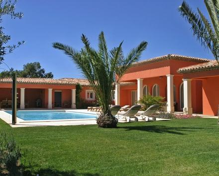 Luxury villa with pool for 8 persons, Gulf of Saint-Tropez - Image 1 - Grimaud - rentals