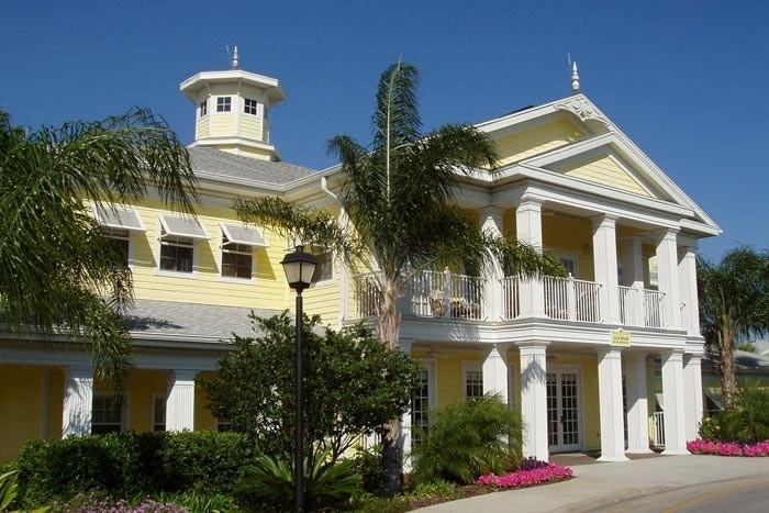 Clubhouse - 3 bed Luxury Premium rated at Bahama Bay Davenport  (sleeps 6-8) - Davenport - rentals