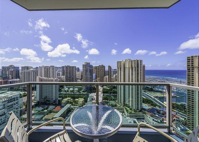 Ala Moana Hotel 31st floor studio - Image 1 - Honolulu - rentals