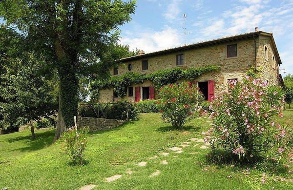 Villa Rosacanina - Image 1 - Vicchio - rentals