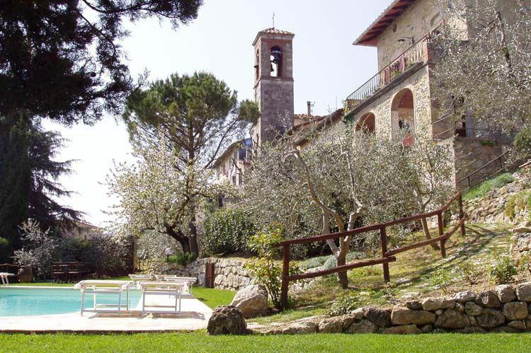 Castel San Gimignano - 71070002 - Image 1 - Castel San Gimignano - rentals