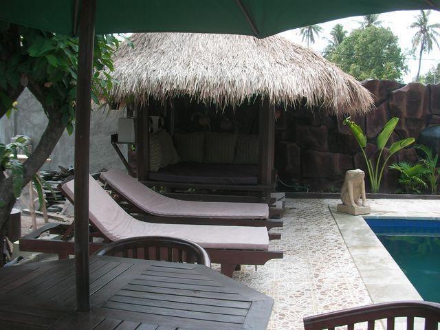 Large 3 storey Villa inmain tourist area of Lombok, Indonesia - Image 1 - Senggigi - rentals