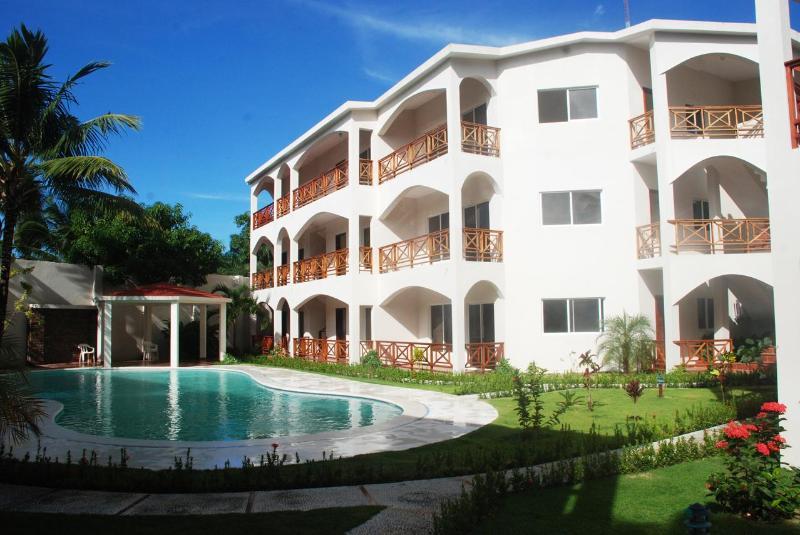complex - Residencial Italia Paradiso - Las Terrenas - rentals