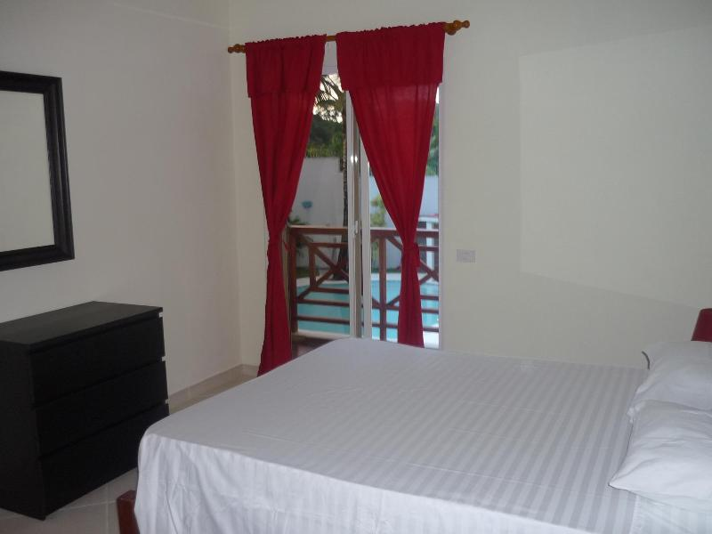other bedroom - Residencial Italia Paradiso - Las Terrenas - rentals