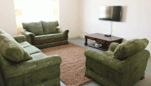 Living room - 3bedroom furnished serviced Mombasa Rd Nairobi - Nairobi - rentals