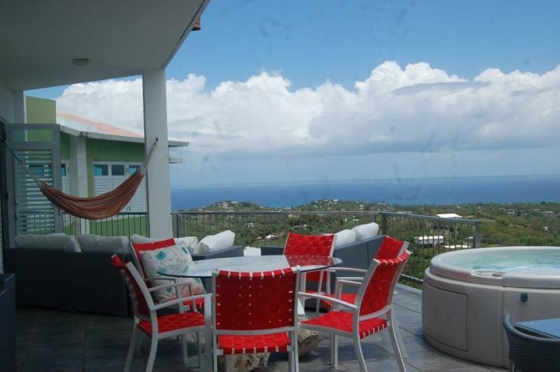 Views of the Caribbean - Amazing Caribbean villa - Isla de Vieques - rentals