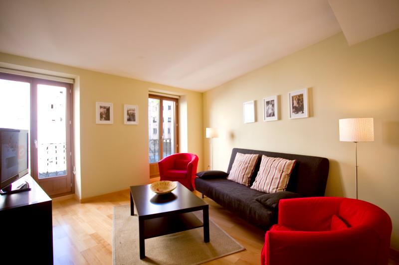 Large Family Attic Apartment - Image 1 - Madrid - rentals
