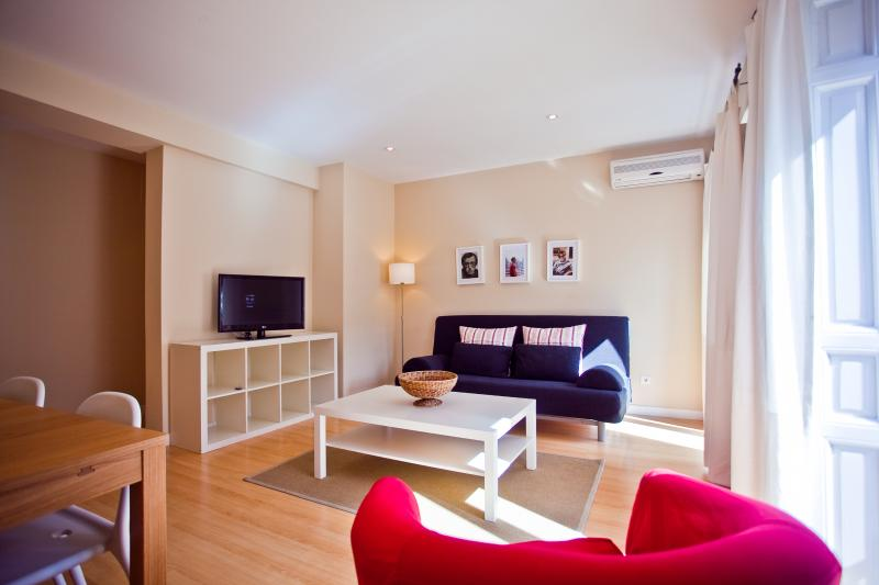 Charming Bright Serviced Apartment - Image 1 - Madrid - rentals
