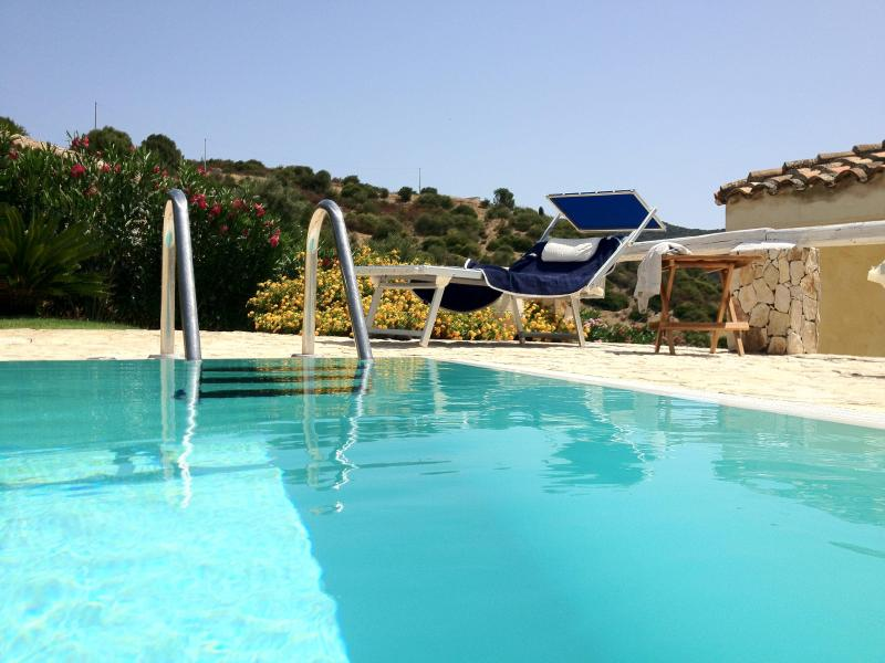 Villa Lory - charming house with private pool - Image 1 - Domus de Maria - rentals