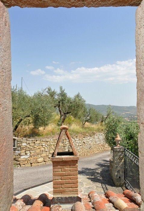 Accommodation Cortona Tuscany - Casa Chiana - Image 1 - Cortona - rentals