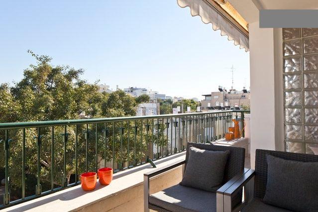 Ben Yehuda/Nordau – Spacious 2 Bed & Balcony - Image 1 - Gedera - rentals