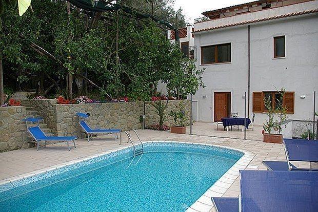 Massa Lubrense - 58200001 - Image 1 - Massa Lubrense - rentals