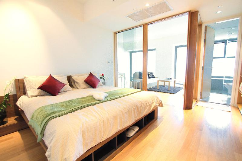 Bedroom - 1 BR by the river-pool/wifi/fitness - Bangkok - rentals