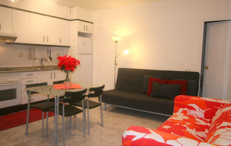 Living Room - Cute apartment in Born - Barcelona - rentals