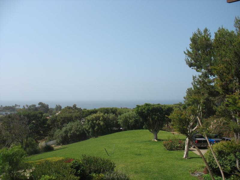 Yard - Ocean View Villa - Malibu - rentals