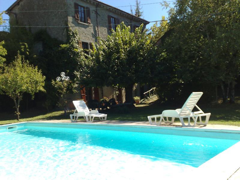Villa and pool - AUGUST SPECIALS 20% OFF villa, gargen, pool, WIFI - San Romano in Garfagnana - rentals