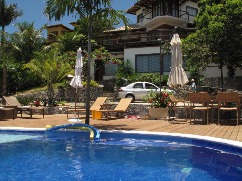 The pool and the house - Brazil - Buzios beautiful house !! - Buzios - rentals