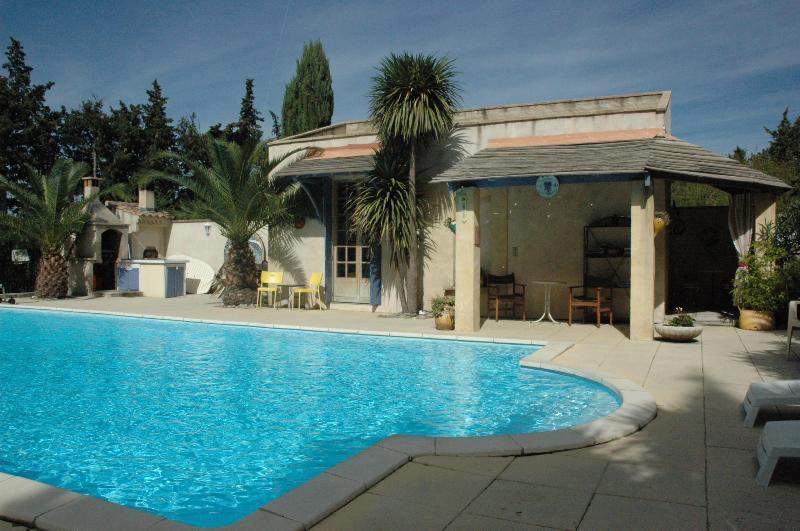 "Pool Studio - ""Pool Studio"" sleeps2, poolside, heart of Provence - Rognonas - rentals"