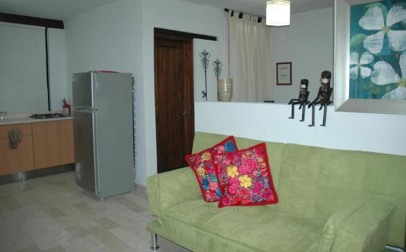 Studio with amazing view close to downtown - Image 1 - Guanajuato - rentals