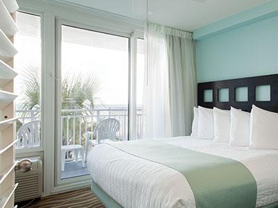1 bedroom oceanfront condo in Daytona - Image 1 - Daytona Beach - rentals