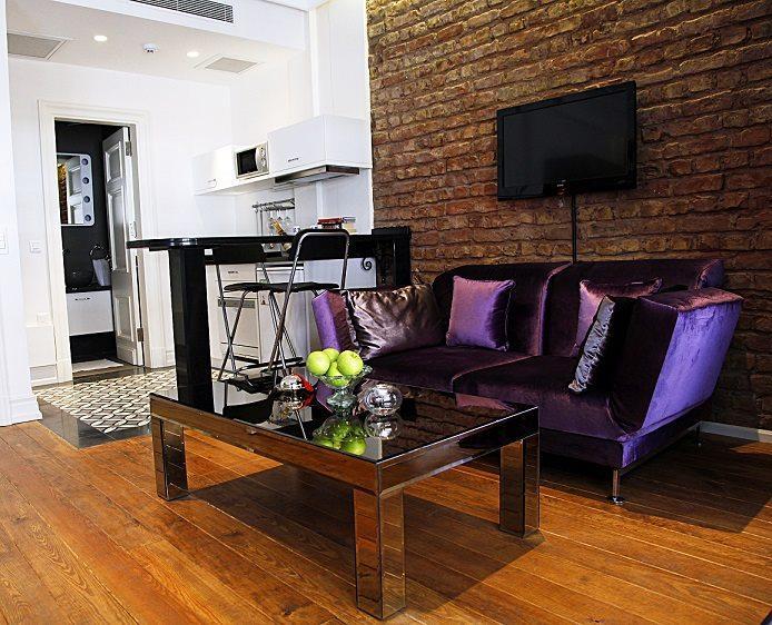 Beautiful Studio Apartment in Cihangir - Image 1 - Istanbul - rentals