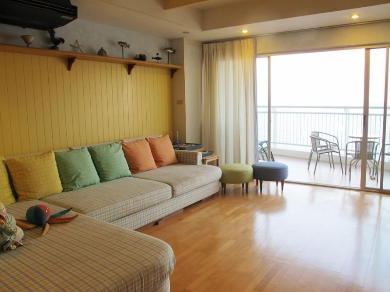 Country Style Beachfront Apartment - Image 1 - Hua Hin - rentals
