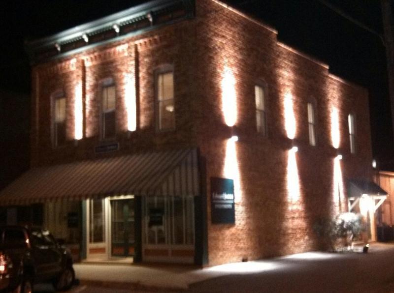 The Speakeasy Night Lights - Historic Speakeasy Penthouse Loft - DeFuniak Springs - rentals
