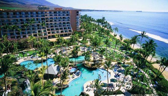 2 Bedroom at Marriott`s Maui Ocean Club: Lahaina and Napili - Image 1 - Lahaina - rentals