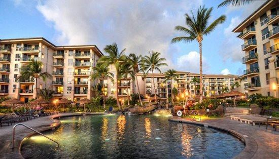 2 Bedroom at Westin Kaanapali Ocean Resort Villas - Image 1 - Maalaea - rentals
