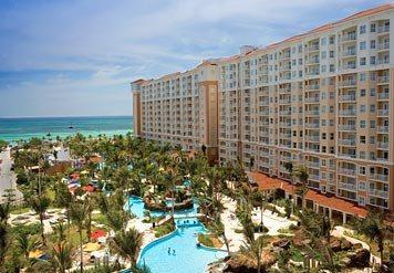 3 Bedroom at Marriott`s Aruba Surf Club - Image 1 - Palm/Eagle Beach - rentals