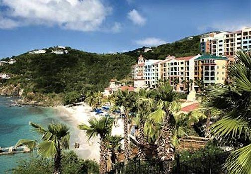 2 Bedroom at Marriott`s Frenchman`s Cove, St Thomas - Image 1 - Park City - rentals